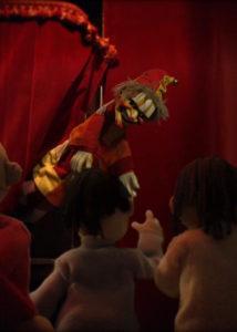 Monster of Puppets locandina